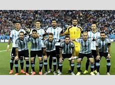 Perfil de la Selección de Argentina para la Copa América