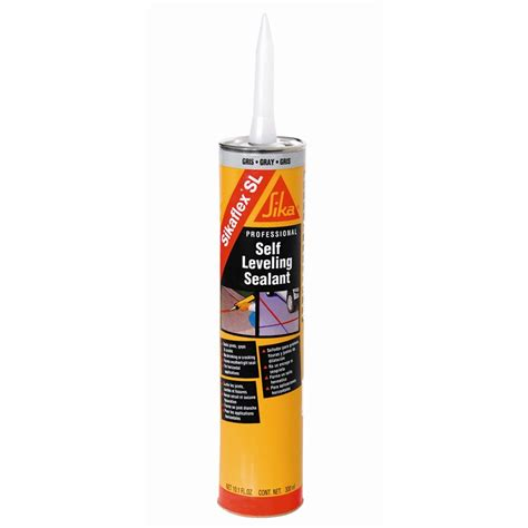 Wood Floor Leveling Filler by Sika 300ml Self Levelling Polyurethane Sealant Bunnings