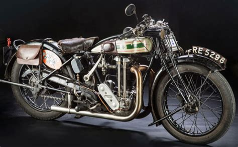 Vintage Custom Motorcycle Of The Month At Cyril Huze Post