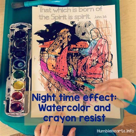 story of nicodemus for preschoolers quot nicodemus quot teaching ideas humble hearts http 3 bp 899