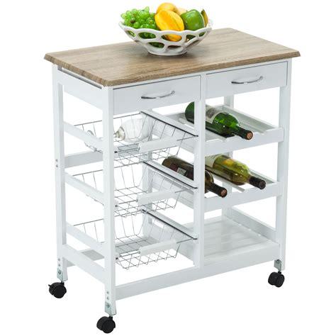 kitchen cart dining table oak kitchen island cart trolley portable rolling storage