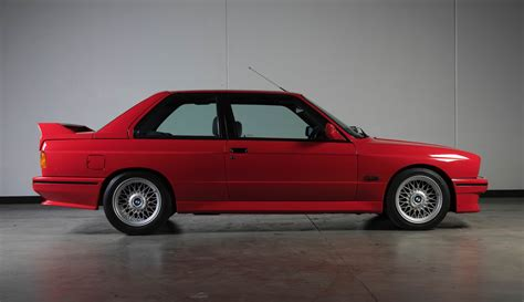 Bmw M3 E30 by 1988 Bmw E30 M3 Evo 2