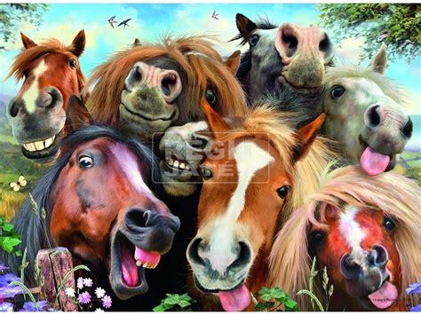 regio jatek lovak  darabos puzzle