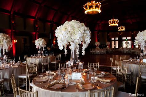 White Wedding Flowers Love Elegant Orchid Reception
