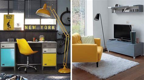 deco chambre new york deco chambre new york jaune visuel 4