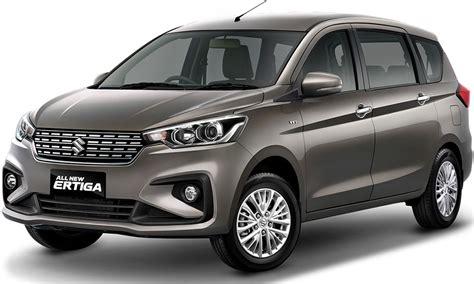 Djakarta 2018  Suzuki Ertiga Leblogautocom