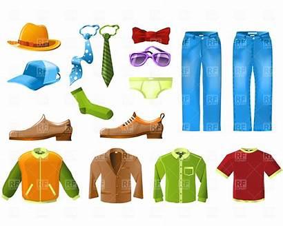 Clothes Clip Clipart Border Categories