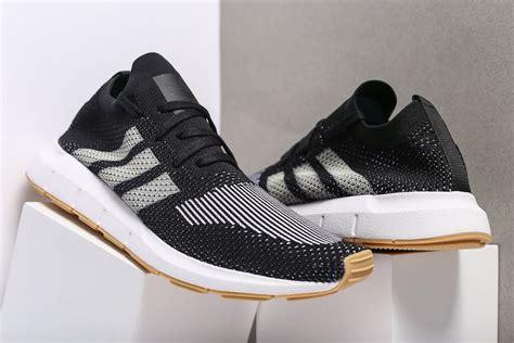 swift adidas run primeknit gum sneakerfiles