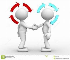 Partnership Stock Photo - Image: 30431190