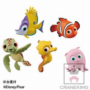 "Disney Characters World Collectable Figure ""Finding Nemo ..."