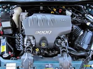 2001 Chevrolet Monte Carlo Ss 3 8 Liter Ohv 12