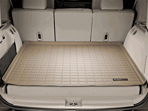 Weathertech Floor Mats Jeep Commander by All Things Jeep Weathertech Cargo Liner For Jeep