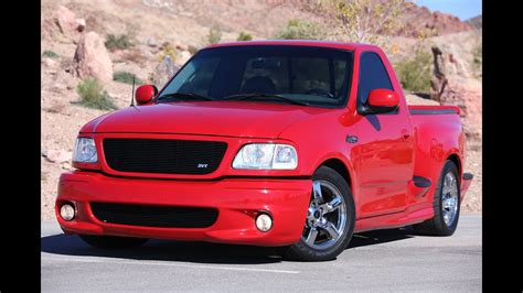 2001 Ford F150 Svt Lightning Supercharged Lowered
