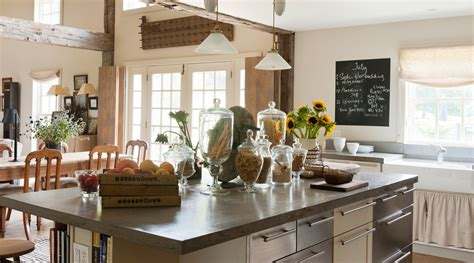 Musthave Farmhouse Kitchen Decor Ideas  Real Simple