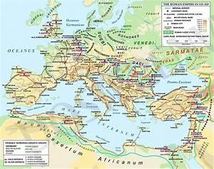 Ancient Rome Maps
