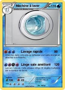 Machine à Laver Qui Pue : pok mon machine a laver 7 7 lavage rapide ma carte pok mon ~ Dode.kayakingforconservation.com Idées de Décoration