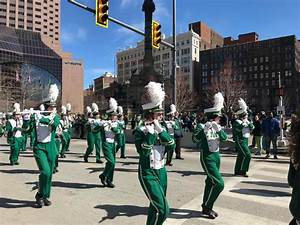 St. Vincent-St. Mary Fighting Irish Marching Band and ...