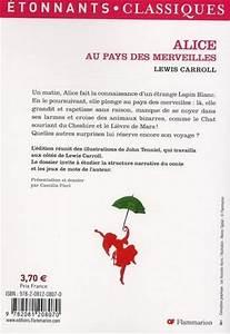 Chat D Alice Au Pays Des Merveilles : livre alice au pays des merveilles lewis carroll ~ Medecine-chirurgie-esthetiques.com Avis de Voitures