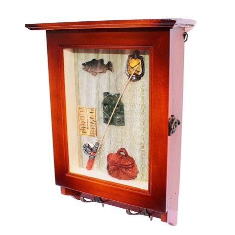 Heartful Home Key Wall Holder Cabinet  Save Time & Hassle