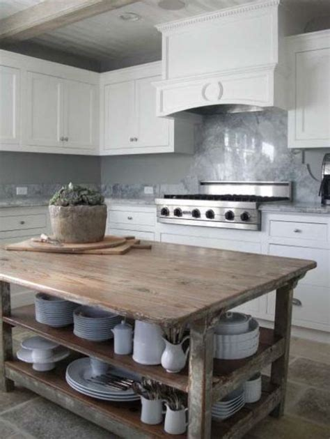 Kitchen Island With Open Storage by 39 Kitchen Island Ideas With Storage Digsdigs