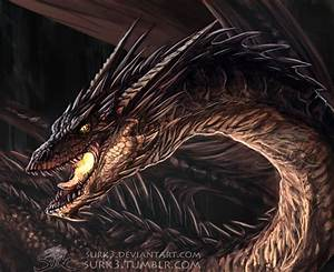 Smaug by Surk3 on DeviantArt