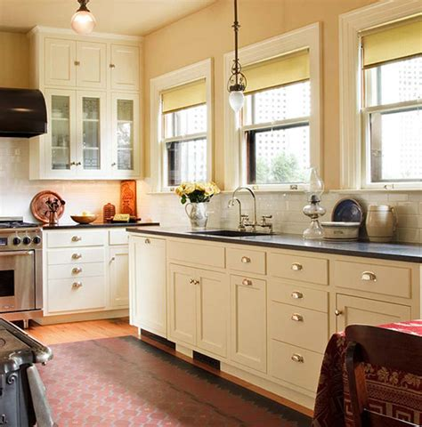 white cabinets with black countertops kitchen sinks countertops go trendy or timeless arts