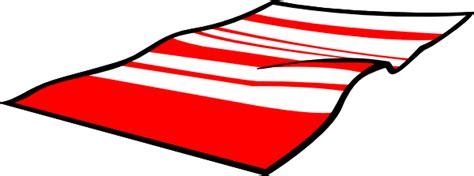 picnic mat clip art  clkercom vector clip art