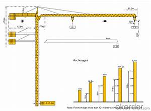 Buy Tower Crane Tc5013a Construction Equipment Building