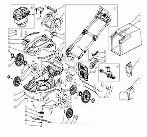 Ego Lm2100sp V2 Parts Diagram For Main Assembly