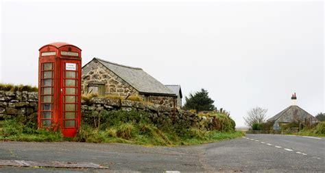 Dartmoor Cottage Dartmoor Cottage With Phone Box