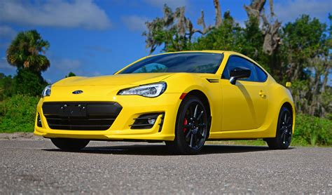 2017 Subaru Brz Series.yellow Quick Spin Review & Test