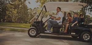 Golf Cart Parts - Accessories