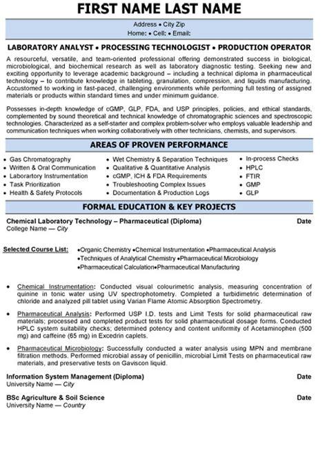 top pharmaceuticals resume templates samples