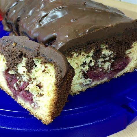 Kuchen Mit Kastenform Und Kirschen Kuchen Thermiqueen 39 S