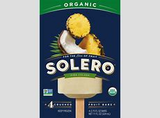 Talenti rolls out Solero brand of fruit bars, pops 2018
