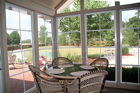 Windows For Screened Porch Sunroom