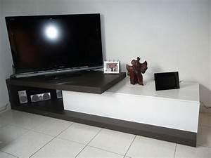 Construire un meuble TV