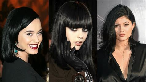 With Black Hair by Hair Colors Fullest Chart Hairstyles Haircuts