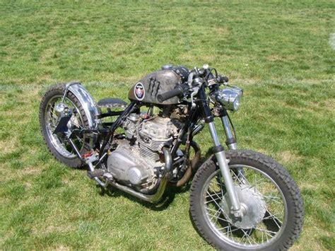 Buy Kz440 Rat Rod Bobber No Reserve... On 2040-motos