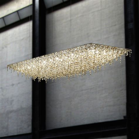 decorating nice large rectangular chandelier