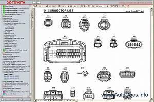 Toyota Avensis User Wiring Diagram 2006