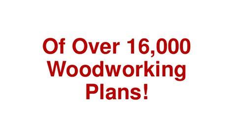 secret archive  woodworking plans