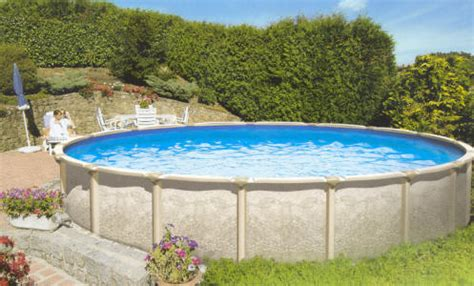 Deck Around Intex Pool by Above Ground Pool Pics Swimming Pool Designs