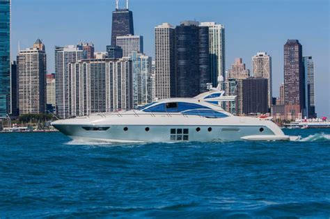 Boat Rental By Owner Chicago by Luxury Boat Rentals Chicago Il Azimut Motor Yacht 6643