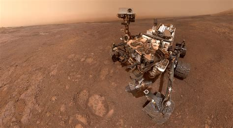 Mars Rover Resumes Science Mission After Computer Glitch