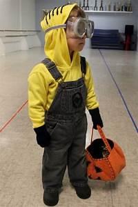 Minion Kostüm Baby : minion costume a jennuine life ~ Frokenaadalensverden.com Haus und Dekorationen