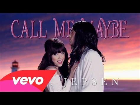 Call Me Maybe (carly Rae Jepsen) –[multimedia-english Videos]