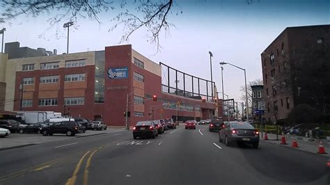 Driving By Union City,new Jersey