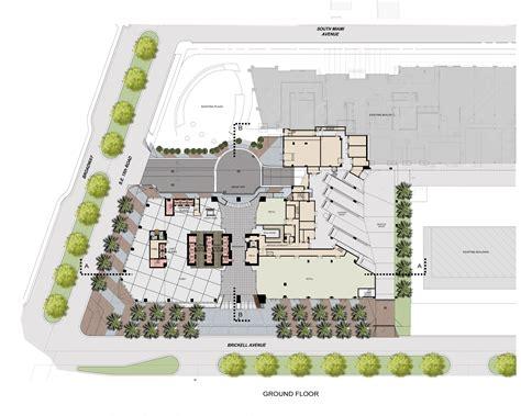 Row House Floor Plan Floorplan Stock Vectors Vector Clip Ground Floor Brickell Uli Studies The