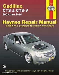 Cadillac Cts  U0026 Cts